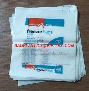 Freezer Bags Plastic Bags Packaging Bags Storage Bags
