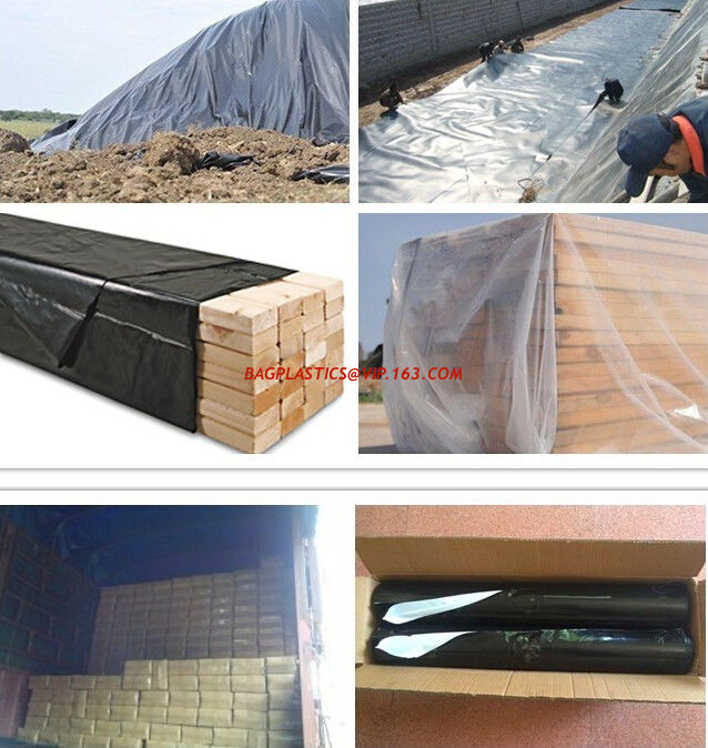 Stretch Film Type and Agricultural Packaging Film Usage LLDPE Silage