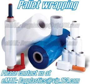Pallet Wrap, Stretch Film, Produce Roll, Layflat Tubing, Sheet, Films