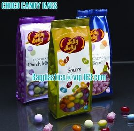 Pouches, Chocolate PP zip lock bag, Aluminum Foil Bags, Stand up Pouches, Polypropylene Po