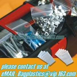 zipper seal bags, grip bags, zip grip, grip zip, mini grip, minigrip, zip top, top zip bag