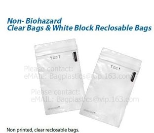 Press and close pocket bag, deposit bag, coin bag, bank supplies, self seal bag, adhensive