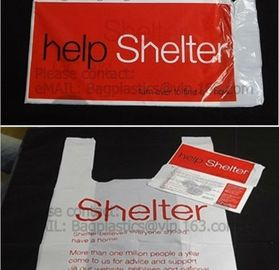 charity, doorstep collection bags, recycling, giving to charity, charity shop bags, charit