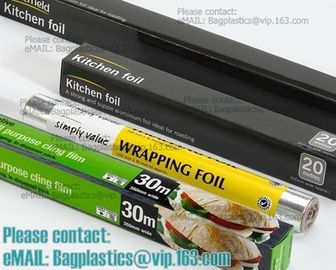 Wrapping foils, Embossed aluminum foils, feminine hygiene, baby care, household, disposabl
