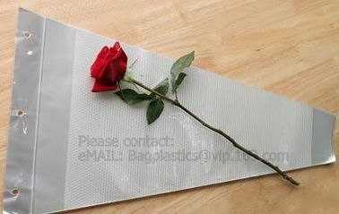 Mirco Hole Flower bag, Wicketed Micro Perforated bags, Bakery bags, Bopp bags, Bread bags