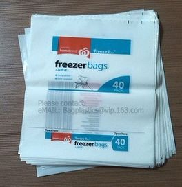 freezer bags, plastic bags, packaging bags, storage bags, poly bags, packing bag, food bag