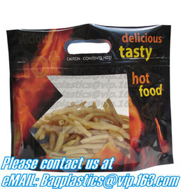 re-sealable Chicken Bag, Rotisserie Chicken Bags, Microwave Grilled Chicken bag