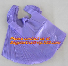 Vest Carrier Bags, Shopping Bags, Plastic Bags, Carry bags, Carrier, Singlet, LD, HD, sack