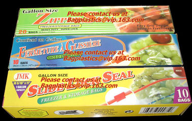 Polythene Transparent Zip Lock Bags with printing, plastic zip lock bags with custom print