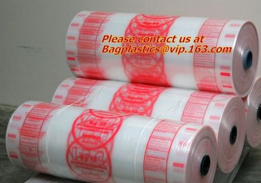 Custom Printed Poly Film & Sheeting, Custom Printed Poly Tubing, Custom Printed Polyethyle