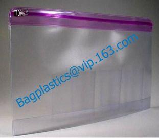 Metal Zipper Bags Slider Zip Grip