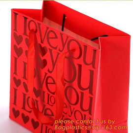 perfume paper bag, Paper packaging bag for make up, custom made paper bags, Custom packaging paper bags with drawstring,