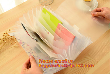 China office stationery a4 plastic 13 pockets expanding file folder with handle factory