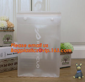 China Best Selling Promotional Clear Vinyl Fashion Travel Cosmetic Bag, Custom clear packing PVC bag with slider PVC cosmetic factory