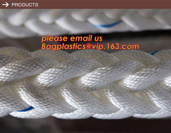 China 12-ply mooring ship rope used ship rope, 8mm polypropylene rope 8-ply mooring ship rope used ship rope factory