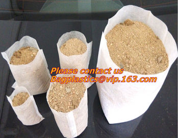 China Eco-friendly Geotexitle Bag Gardering Geotextile Planting Grow Bags factory