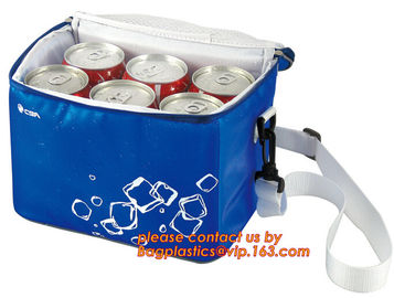 polyester cheap simple insulated cooler bag for food, Promotional custom recyclable aluminum foil picnic insulated lunch