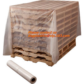 Pallet Cover, plastic Pallet bag,reusable pallet cover, clear plastic flat bottom bag pallet cover proof dust cover furn