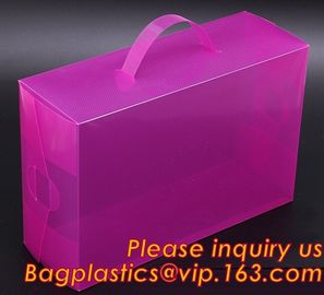 Electric product vinyl ear phone black paper box , plastic box, pvc plastic box transparent plastic shoe box clear plast
