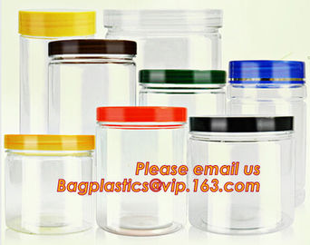 Clear round shape plastic clear box /plastic clear cylinder packaging in china