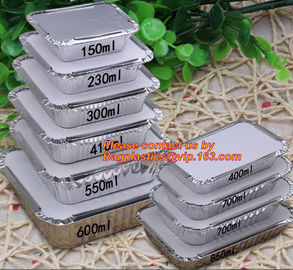 disposable aluminium foil bowl food containers, Disposable Round Aluminum Foil Bowl & Food Container, aluminum foil baki