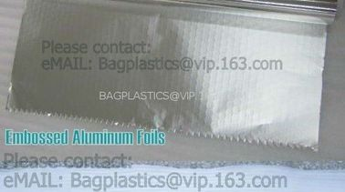 Industrial aluminum foil roll price/Gold colored paper aluminum foil/Aluminum foil container