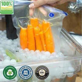 vacuum sealer storage bag Heat seal laminated transparent vacuum plastic food packing bags for sausage, BAGPLASTICS. BAG