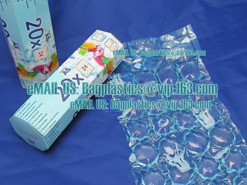 New Custom Printed Disposable Ice Cube Plastic Bag Manufacturer, Colored Disposable Plastic Ice Cube Freezer Bag, bageas