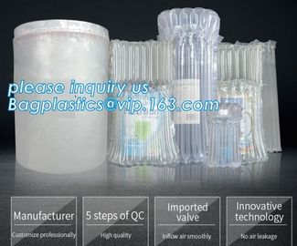 China Environmental Air Packing, antistatic air bubble bag, air column bag, bubble air wrap, Protective air bag, pillow bag pr factory