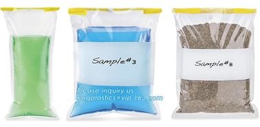 Biological, Bacteriological and Virological Examination, Sterile sampling bag, blender bag, samples bag, bagplastics, pa