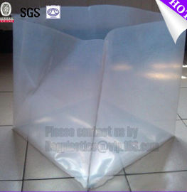 Pallet Covers on a Roll - Clear and Black, Poly Sheeting | Pallet Covers & Plastic Sheets, Shipping Boxes, Shipping Supp