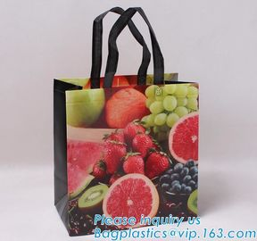 Popular Foldable Reusable Laminate Cheap Print Tote PP Woven Shopping Bag,China cheap custom logo pp woven recycle shopp