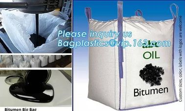 Big Manufacturer Supplier pp woven jumbo bag 500- 2000kgs plastic fibc,Food Grade polypropylene woven big bags AIB certi