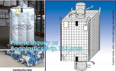 BITUMEN BIG BAGS, FOOD GRADE BIG BAGS, OIL BAG, BOTTOM SPOUT,INNER LINER BAG,FERTILIZER BAG, VENTILATED BREATHING BAG BI