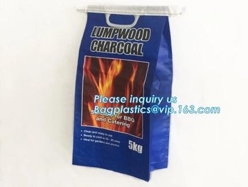 China pp woven bag supplier BOPP laminated waterproof plastic transparent 10kg/25kg/30kg/50kg packing rice bag, bagease, packa factory