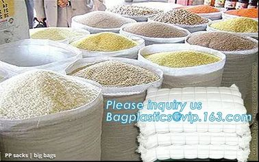 25kg 50kg white recycled agriculture pp woven bag bopp laminated pp woven bags china manufacturers,,flour,rice,fertilize