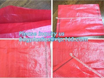 China pp bag/sacks used pp bag Woven PP woven bag for packing 50kgs rice, grain, powder, salt, sugar,WOVEN BAG PRINTING MATERI factory