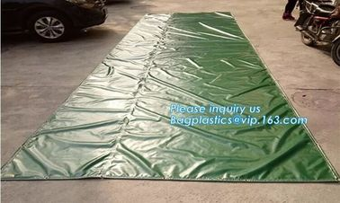 China Clear Vinyl Shower Curtains Fire Retardant PVC Coated Polyest Fabric,PE Cloth Material For Tarpaulin Design, bagplastics factory