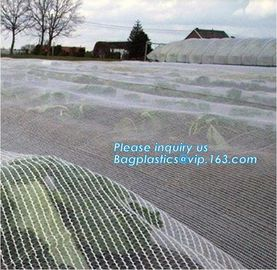 Monofilament Knitted 100% virgin HDPE Material Transparent Anti hail Netting,Polyester fiberglass anti insect net for in