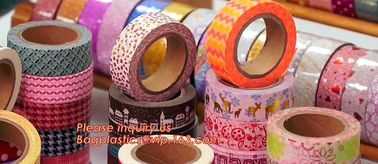 China 90 rolls washi glitter tapes set decorative mini 12mm wide masking tapes with bottle DIY crafts and kid gifts BAGEASE B factory