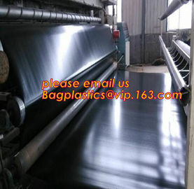 geomembrane dam liner/ HDPE reinforced hdpe geomembrane fish farm pond liner for sale,dam liner 1mm hdpe geomembrane PAC