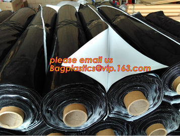 China compostable mulch biodegradable film with good price with EN13432 / BPI / OK compost home / ASTM D6400  OXO-BIODEGRADABL factory