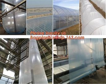 Multi-Span Plastic Film Cover Natural Ventilation Vegetable Greenhouse,Greenhouse Kits Plastic Greenhouse 200 micron gre