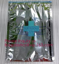 Medical thermal pocket, health foil thermal pack, pharmacisf,medical insulation bags,foil thermal insulated storage cool