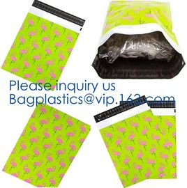 China Biodegradable compostable plastic express courier shipping envelope customised poly mailer mailing bags PLA PBAT STRACH factory