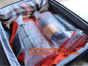 China Wine Bag & Ice bag,Wine Bag Beer Bottle Cooler, Ice Chiller Freezable Carrier, Plastic Wine Bottle Protector Bubble Tra factory