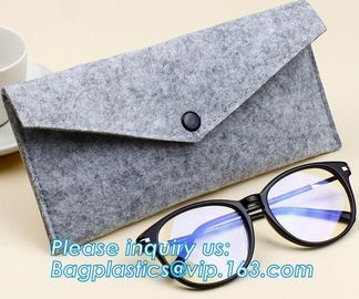 China Felt laptop bag Felt mobile phone bag felt sunglasses case Felt purse felt card bag,Felt document bag Felt cosmetic bag factory