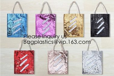 China Sequin Shoulder Bag Sequins Crossbody Bag Glitter Sparkling Small Tote Bags Girls Hit Color Handbags, bagease, bagplasti factory