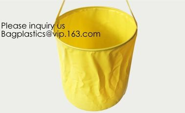China PVC Tarpaulin Waterproof Collapsible Barrel Rain Water Barrel Collapsible Plastic Flexible Pvc Rain Water Barrel, bageas factory