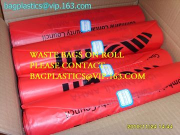 Roll bags with serial number, Polythene bags serial numbered, Serialized Numbers & Barcode, Safe bags, security bags pac